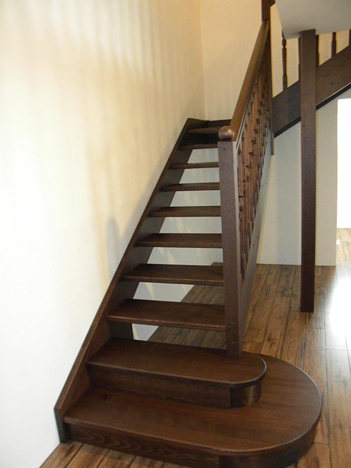 Výroba samonosných schodov, pozri môj profil - Obrázok č. 1