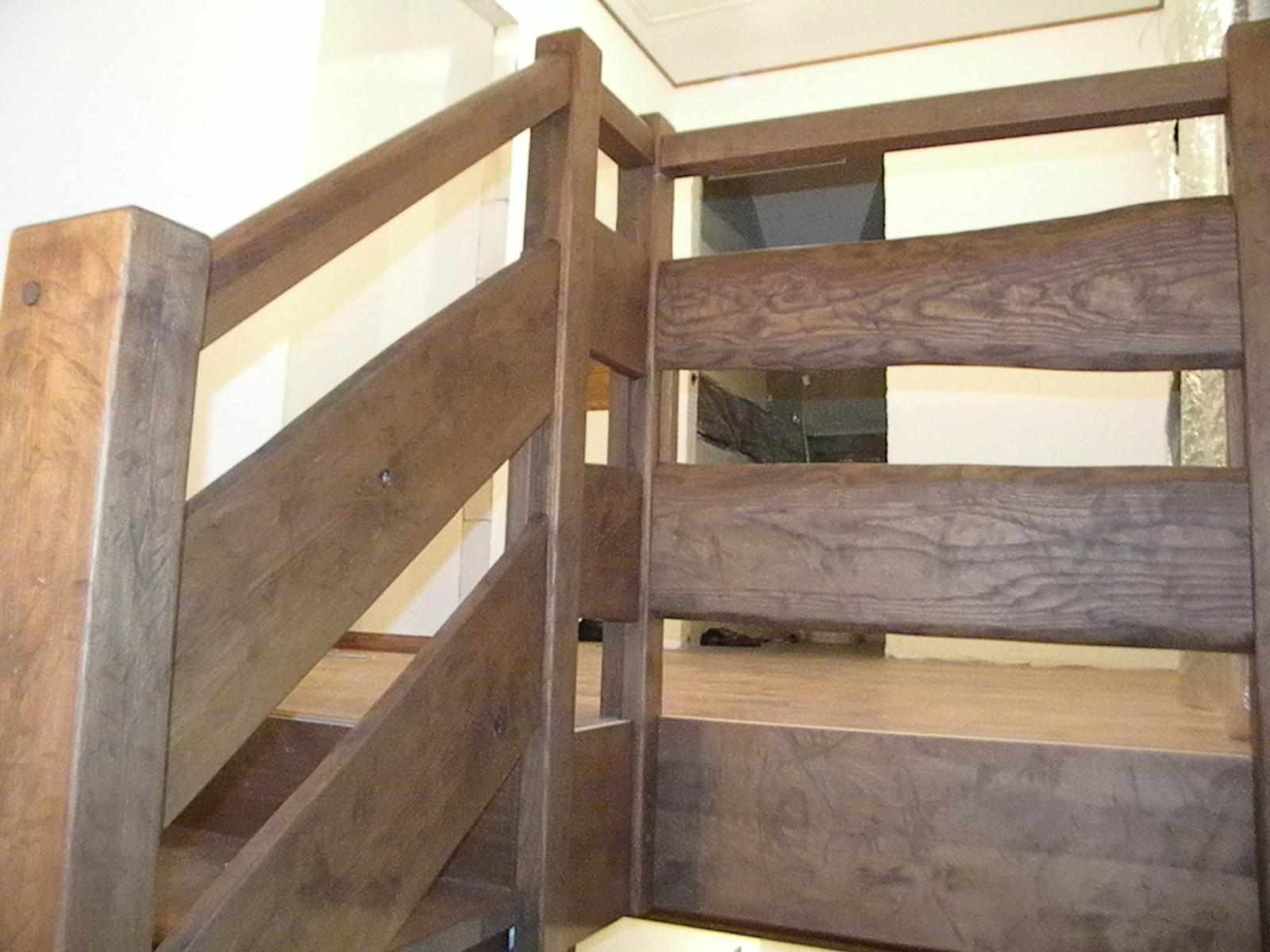 Výroba schodov, pozri môj profil - Obrázok č. 4