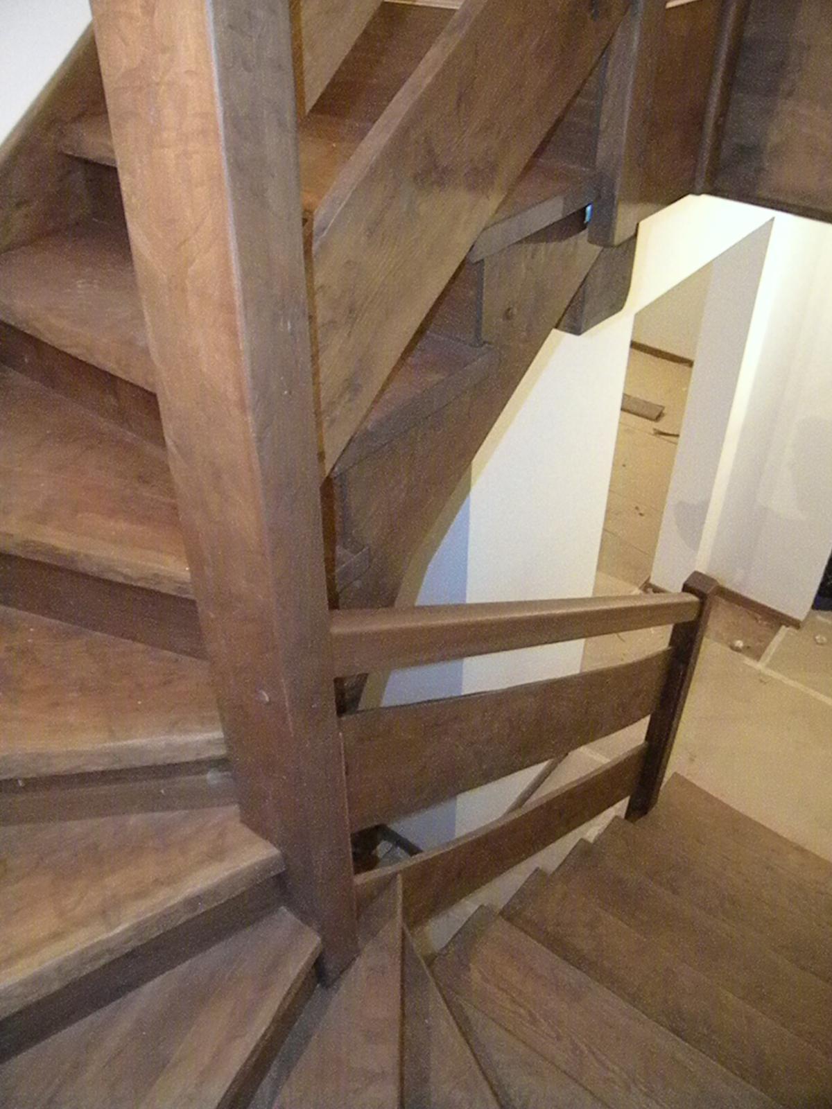 Výroba schodov, pozri môj profil - Obrázok č. 5