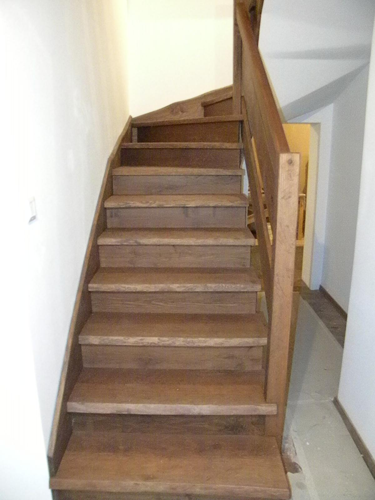 Výroba schodov, pozri môj profil - Obrázok č. 6