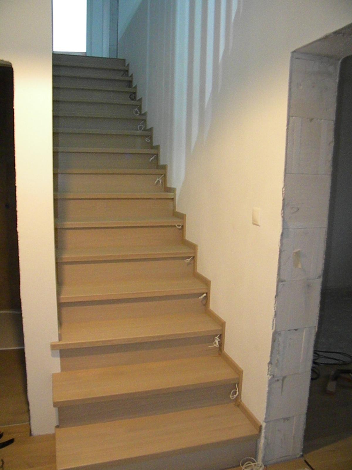 Výroba schodov, pozri môj profil - Obrázok č. 1