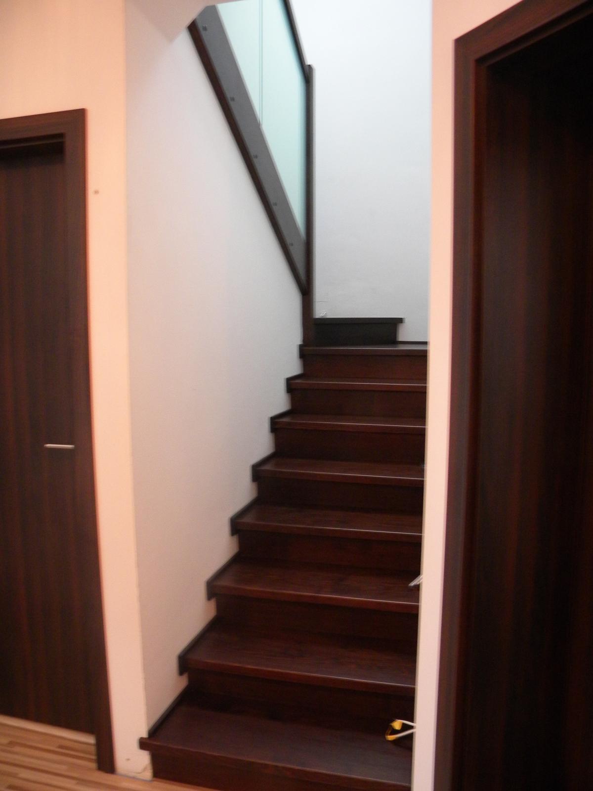 Drevené schody - Obrázok č. 1