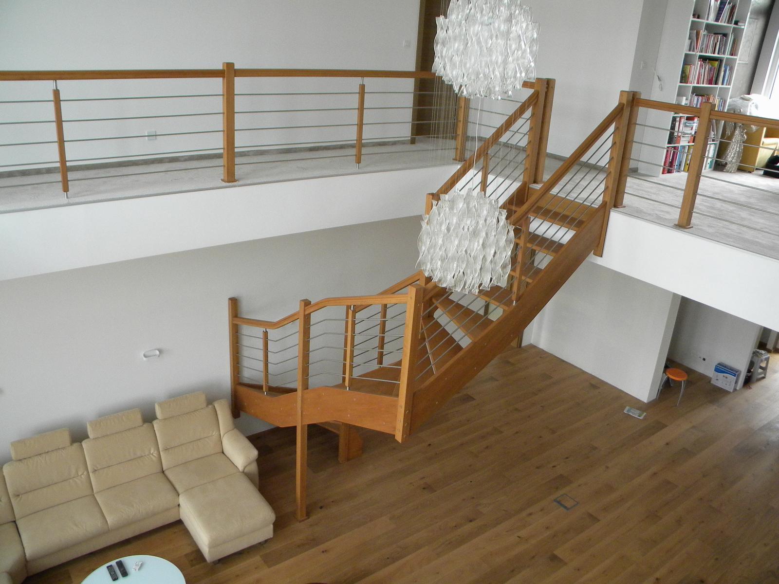 predavam drevene schody  - Obrázok č. 1