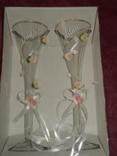 svadobné poháre-zabalené