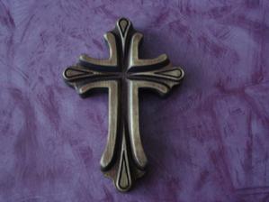 náš krížik, na ktorý budeme prisahať