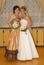 ja a moja sestrička-svedkyňa