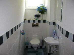 pekné WC len v inej farbe...