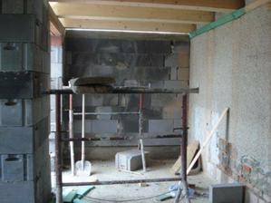 a tu sa v kútiku obývačky bude nachádzať barový pult