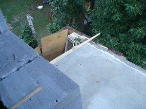 malý balkonik