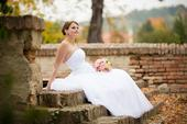 Svatební šaty Madora velikost 38-40, 40