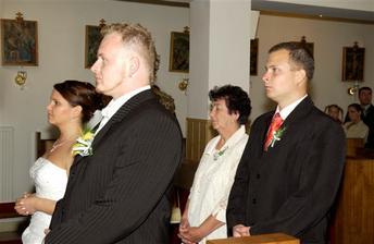 nasi svedkovia - moja krstna a nas svagor