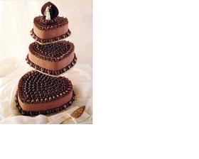 čokoládový dort, nebude chybět..mňam