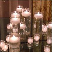 plovoucí svíčky už také máme...