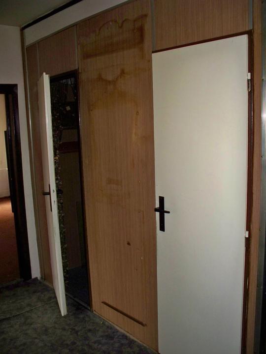 Náš byt-krůček po krůčku - umakartové jádro (wc+koupelna-pujde vybourat)