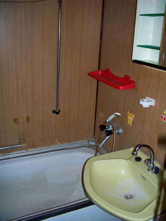 Náš byt-krůček po krůčku - koupelnička po druhé