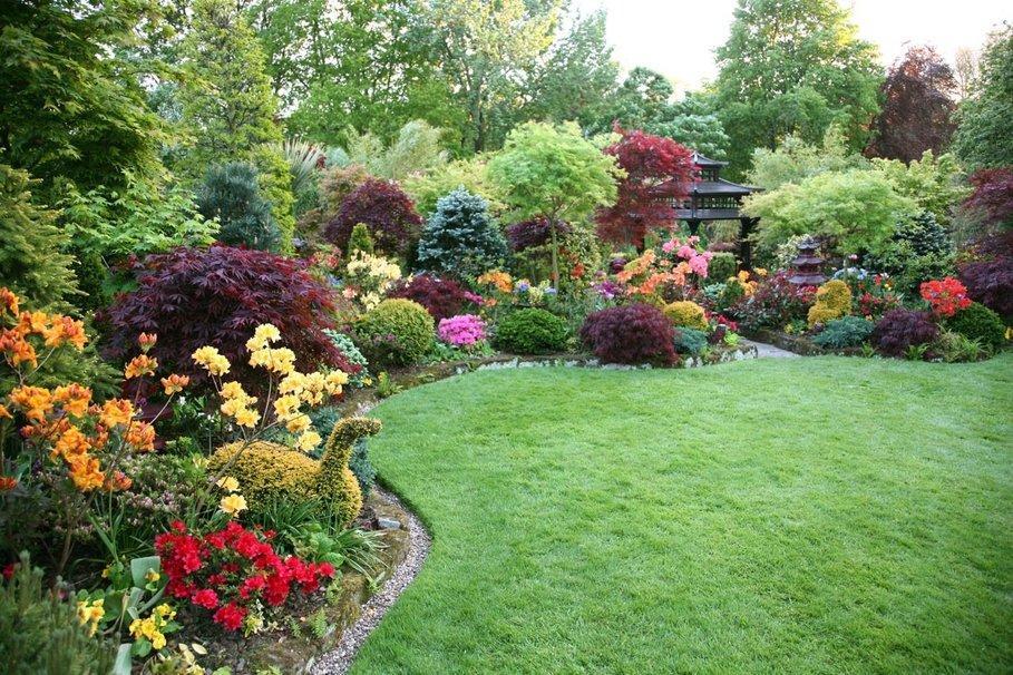 ... keď záhrada rozkvitne ... - Obrázok č. 2
