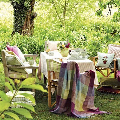 ... leňošenie v záhrade ... - Obrázok č. 1