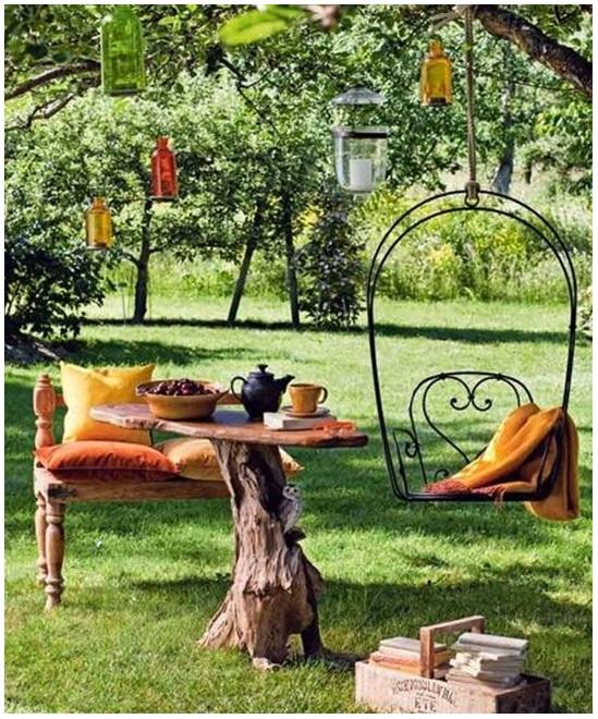 ... leňošenie v záhrade ... - Obrázok č. 3