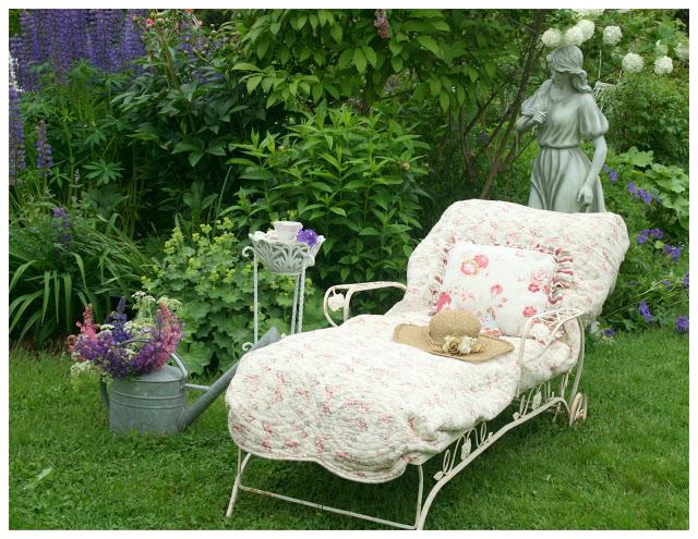 ... leňošenie v záhrade ... - Obrázok č. 8