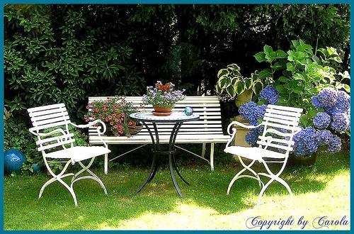 ... leňošenie v záhrade ... - Obrázok č. 6
