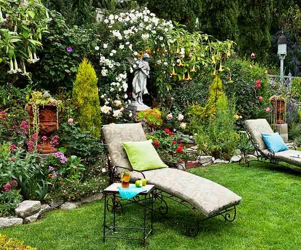 ... leňošenie v záhrade ... - Obrázok č. 10