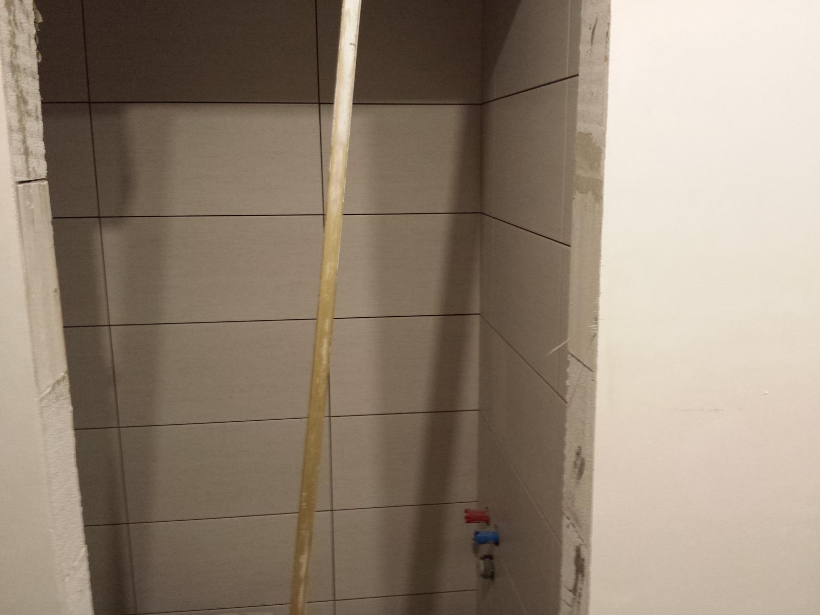 Ako sa sen stáva skutočnosťou - 08.12.2014 už sa pomaličky wc rysuje