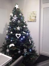 Naše druhé Vianoce v našom domčeku