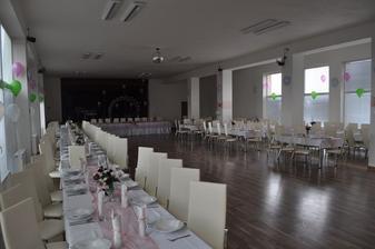 svadobná hostina bude v KD Sokoľany