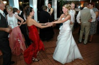 s mojou sestrou, skvela tanecnica