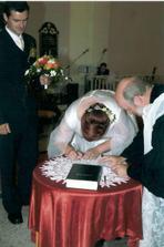 sa mi podarilo mensie fau paux - podpisala som sa dievcenskym menom...ale aspon bola sranda..