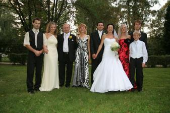 Celá moja rodinka
