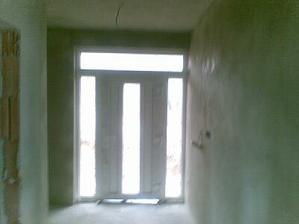 Vchodové dvere z vnútornej strany:-)