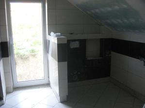 Tu bude WC