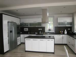 A dokončená kuchynka:-)