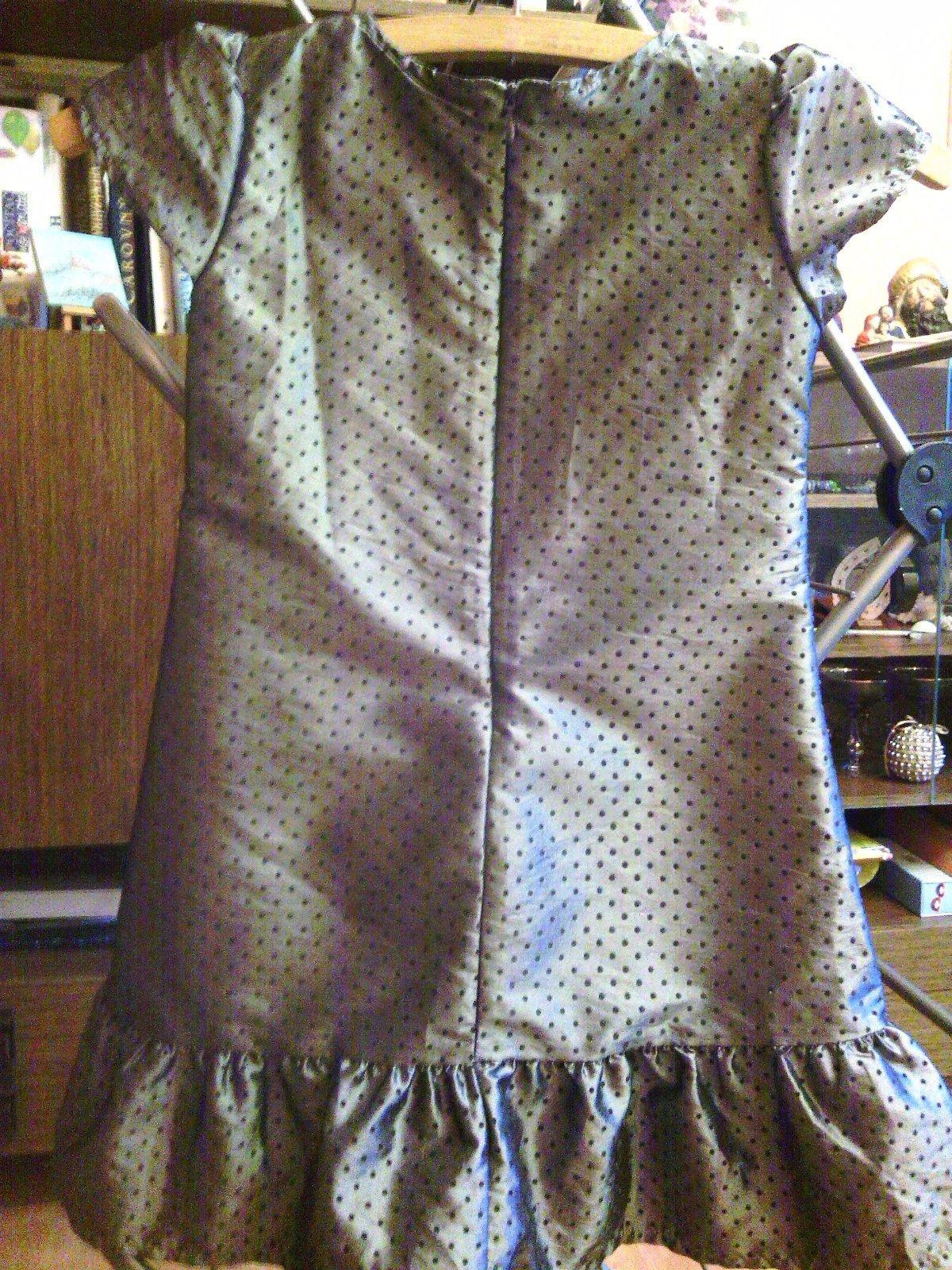 Perleťové šaty na bodky - Obrázok č. 2