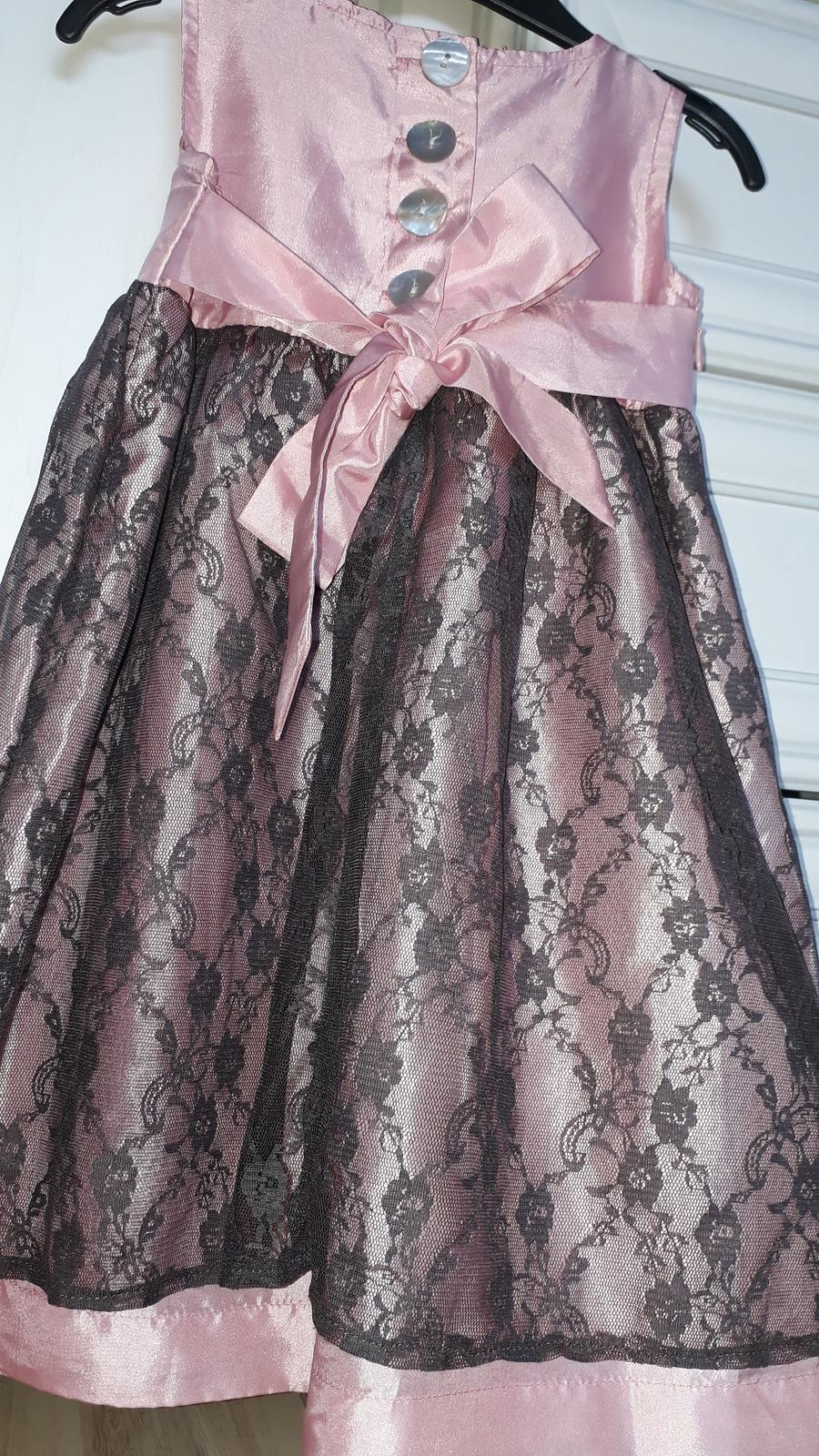 Luxusné šaty s krajkou - Obrázok č. 2