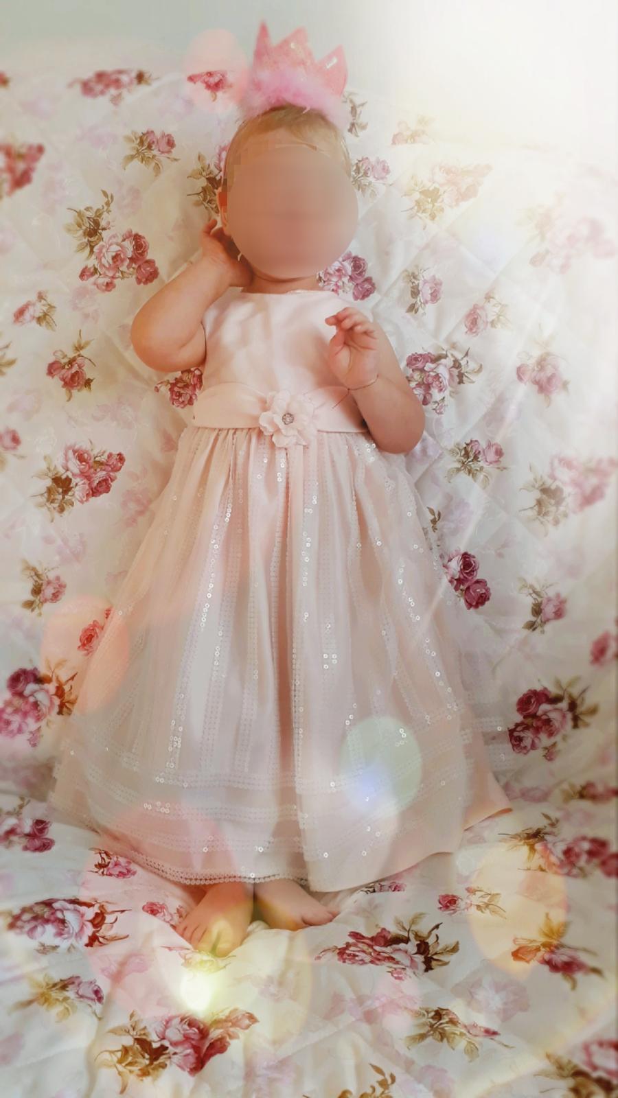 Luxusné princess šaty - Obrázok č. 1
