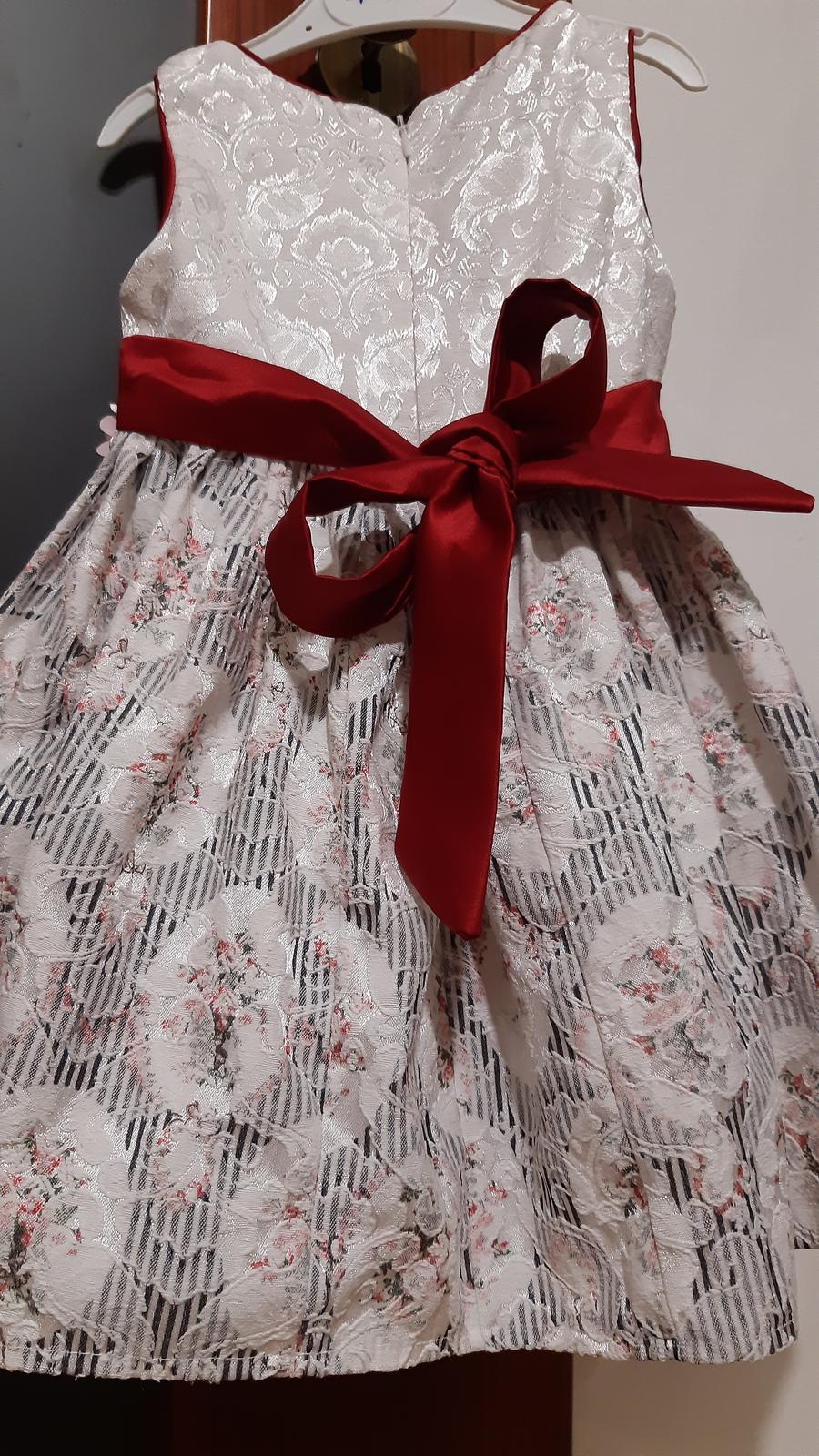 Luxusné vintage šaty - Obrázok č. 1