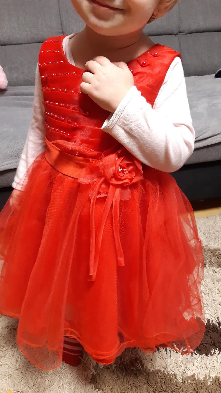 Šaty - Ruža - Obrázok č. 2