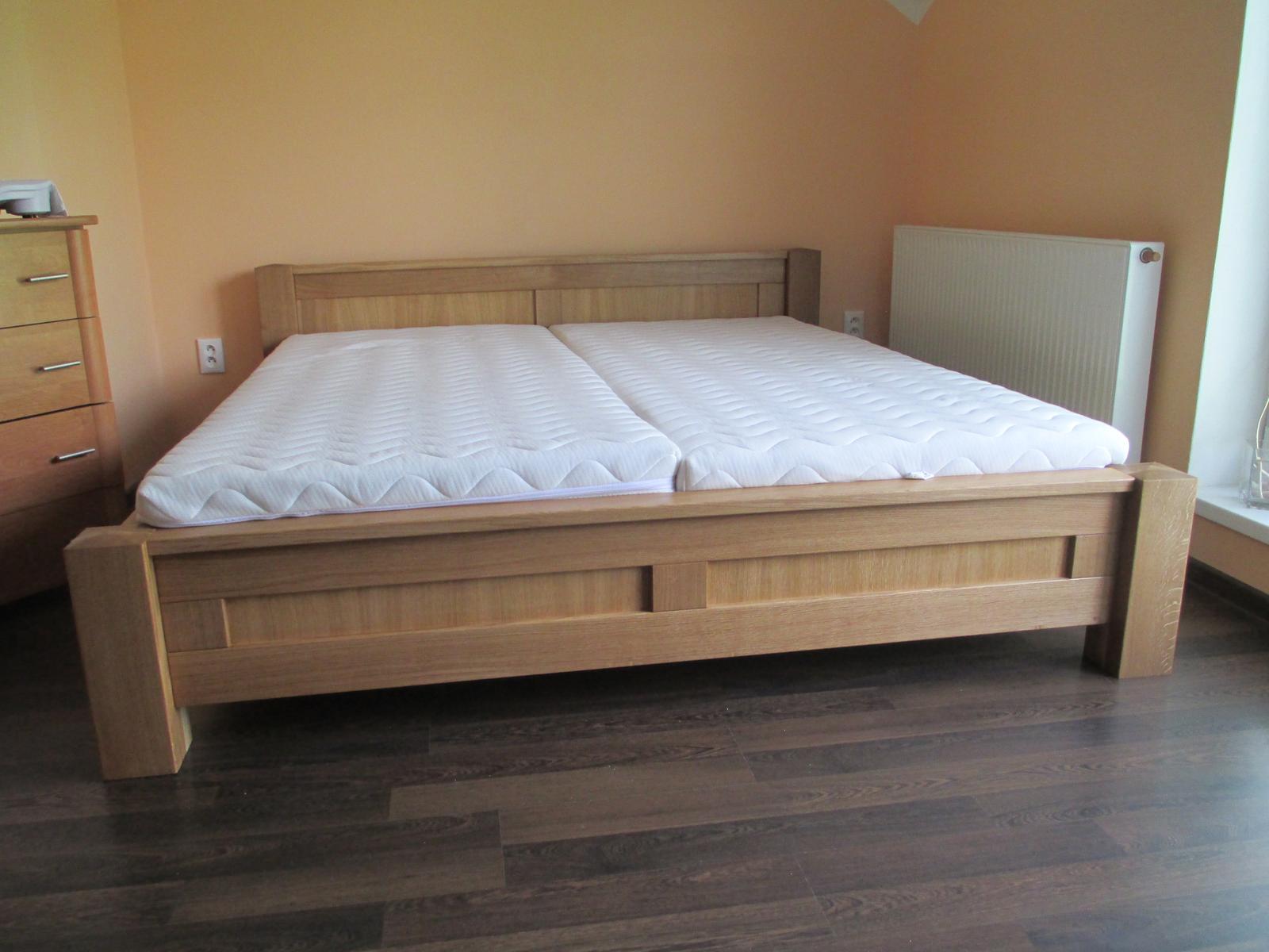 Manželské  postele - Obrázok č. 1