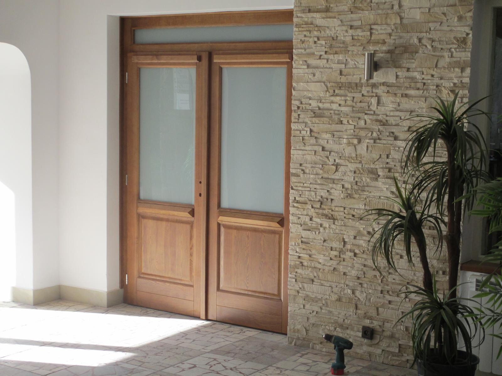 Výroba interierových dverí  - Obrázok č. 1