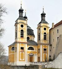 Obřad bude v nádherné kapli Vranovského zámku