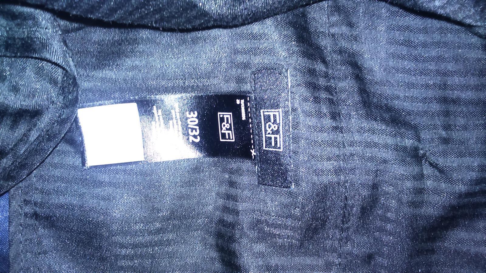 spoločenské nohavice  - Obrázok č. 3