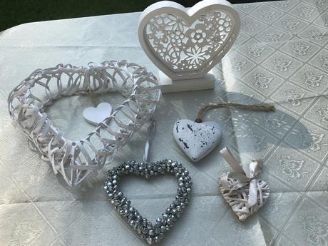 Mix srdcí dekorace - Obrázek č. 1