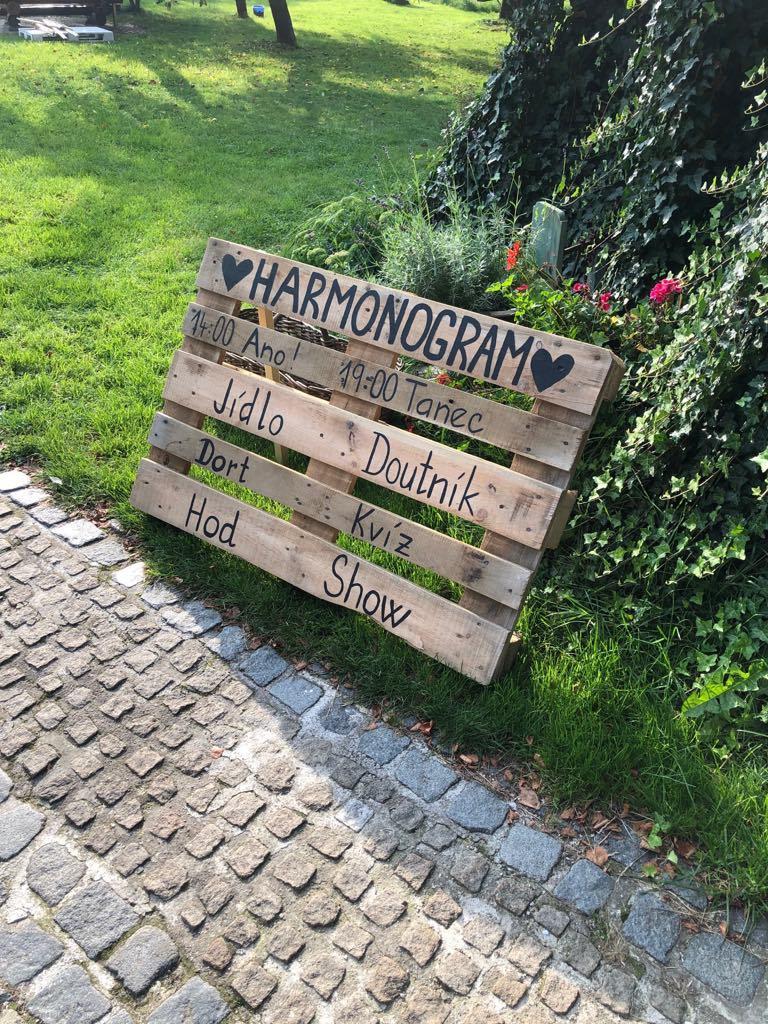 Harmonogram - paleta - Obrázek č. 1