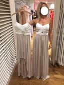 Marie Lund 2 ks šatů pro družičky/do společnosti , 38