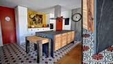 Ručne robená cementová dlažba - obľúbený klasický starožitný vzor