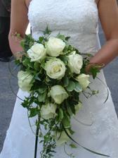 úžasná kytičky...od úžasné  paní květinářky..:-)))