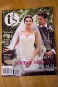 Časopis Tvoje Svatba - jaro 2016,