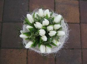 ...a ještě jedny tulipány...